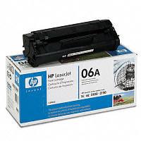 Заправка картриджа HP LJ 5L/ 6L/ 3100/ 3150 (C3906A)