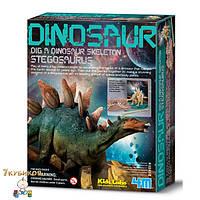 Раскопки Стегозавр 4M