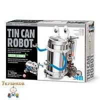 Жестяной робот 4М