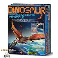 Раскопки Птерозавр 4М