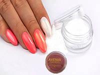 Зеркальная пыль (красная 04) AVENIR Cosmetics 2,5 г