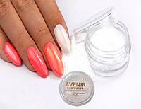 Зеркальная пыль (зеленая 01) AVENIR Cosmetics 2,5 г
