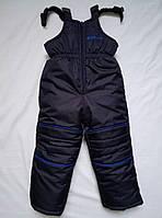Полукомбинезон зимний детский Украина, 104-110 см