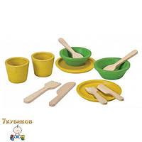 Набор столовой посуды Plan Toys
