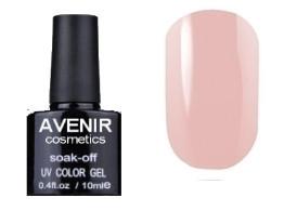 Гель-лак AVENIR Cosmetics №2. Голівудський френч рожевий
