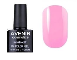 Гель-лак AVENIR Cosmetics №09. Сиренево-розовый 10 мл.