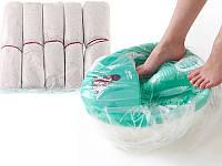 Чехол на ванночку для педикюра размер 80х80 (10 шт)