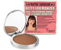 Бронзер Betty lou manizer от The Balm (люксовая реплика)