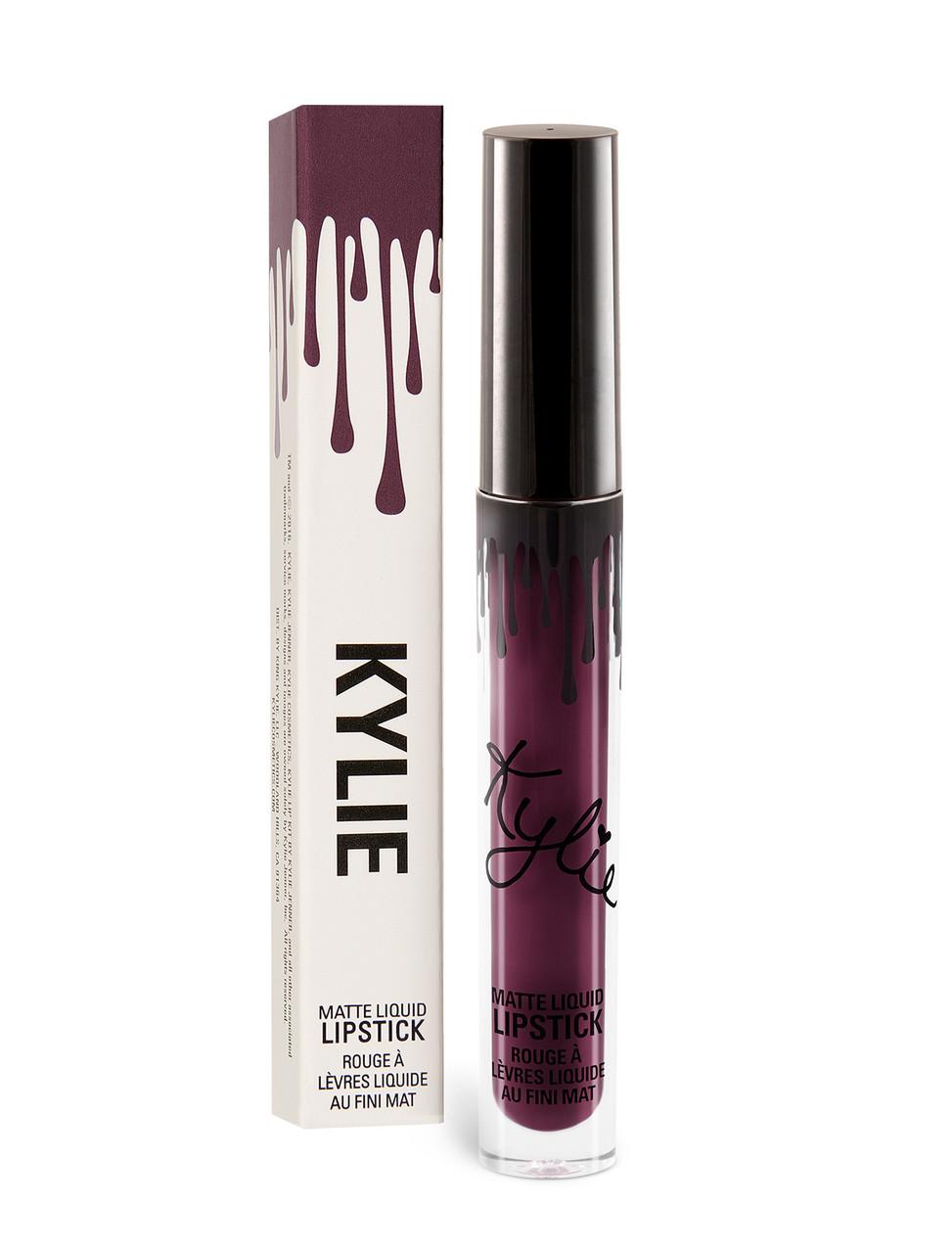 Матовая помада Kylie Jenner без карандаша