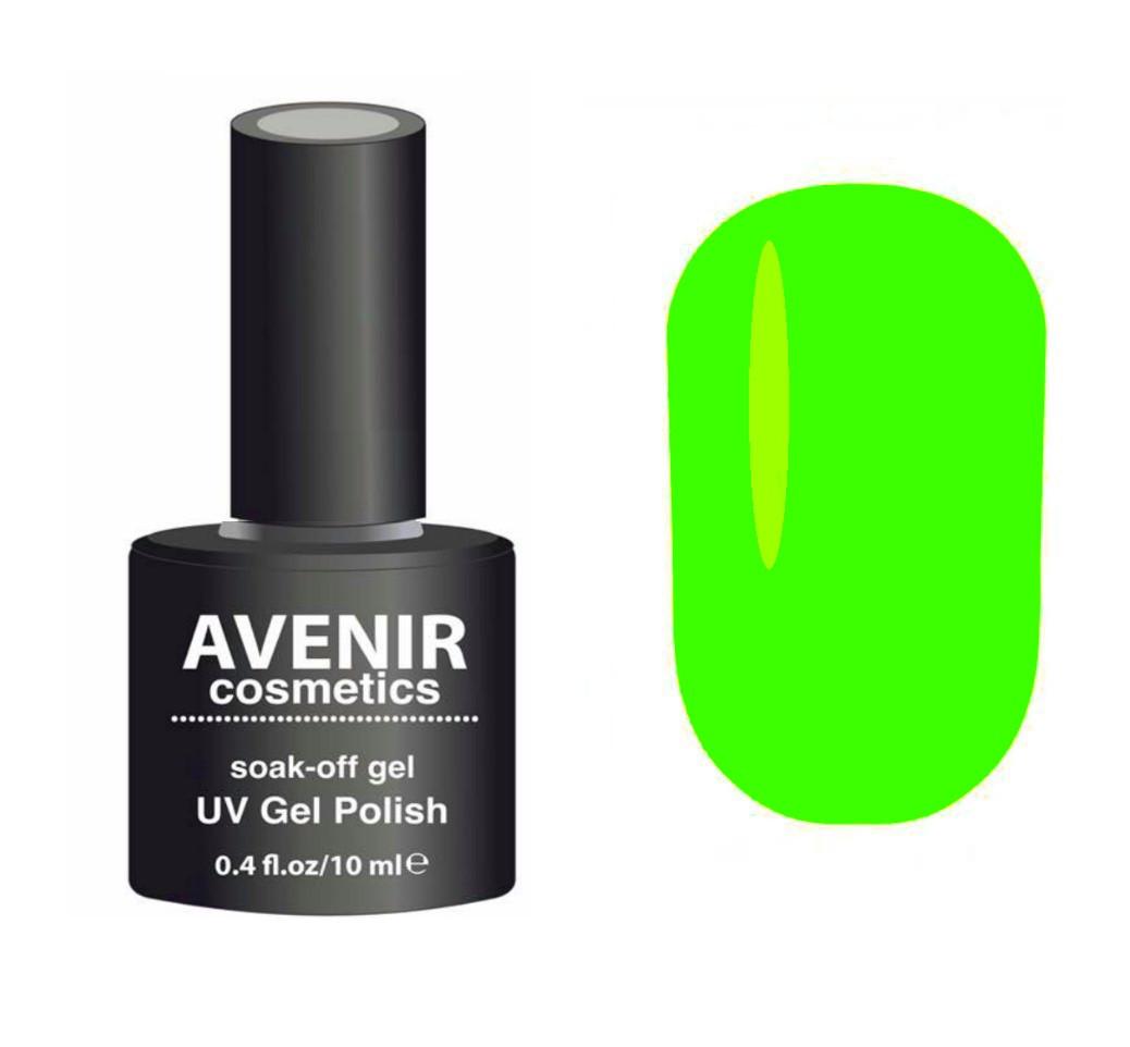Гель-лак AVENIR Cosmetics №92. Лайм 10 мл.
