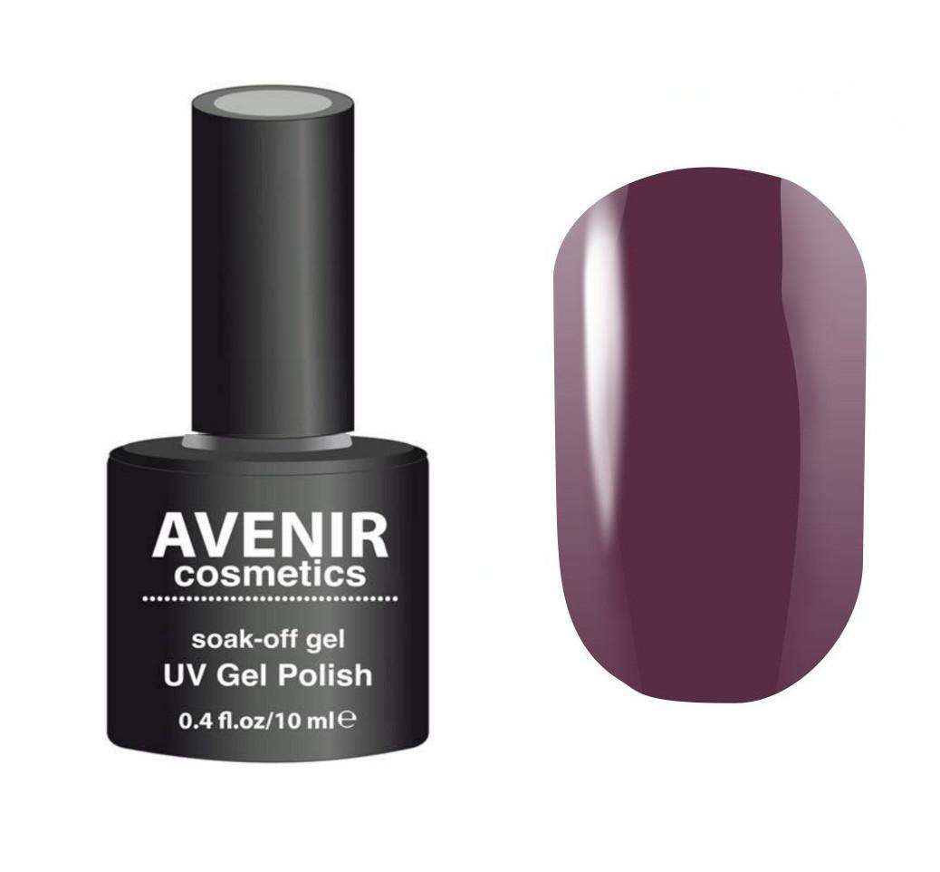 Гель-лак AVENIR Cosmetics №207. Виноградная классика 10 мл.