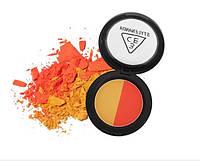 Двухцветные румяна 3CE Duo Color Face Blush Цвет - 4