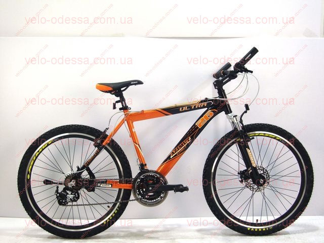 """Горный  одноподвесный  велосипед   Azimut 26"""" +В-1 Ultra"""