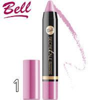 Bell Secretale - Тени-карандаш для век водостойкие Waterproof Stick Тон 01 нежные розовые