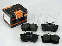 Тормозные колодки задние Honda Accord VI VII