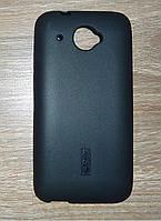 Чехол для телефона HTC Desire 601 (Cherry) черный
