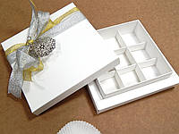 Коробка с перегородками / упаковка 10 шт