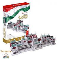 Здание венгерского парламента 3d пазл Cubic Fun