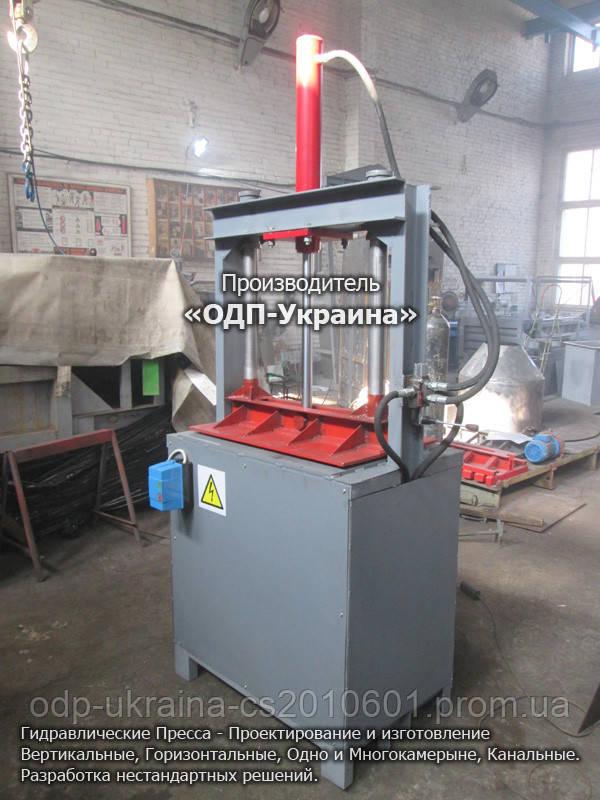 Пресс Гидравлический 8 тонн - Общепромышленный Напольный