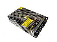 Блок питания 24v 10a 240вт в перфорированом корпусе для светодиодной ленты