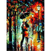 Картина 40х50 Осенняя романтика. Рисование по номерам Идейка