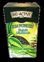 Чай зеленый заварной Big Active Gun Powder (Herbata zielona) 100г