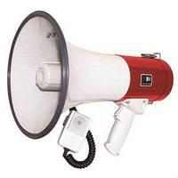 Гучномовці, Рупор SD-10SH-B 25 Ватт (Сирена, розмова, вхід 12V)