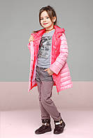 осенняя куртка на девочку Никса NUI VERY (нью вери)