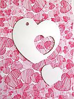Бирка Собственное производство, Сердце в сердце, фото 1