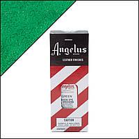 Краска для замши Angelus Green (зеленый) 80 мл.