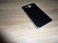 Чехол книжка для телефона Lenovo A529 черная