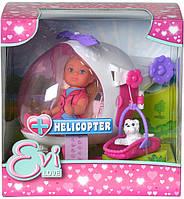 Игровой набор Simba Спасательный вертолет Еви (5739469)