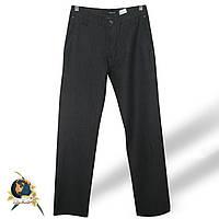 Мужские серые брюки под джинсы CenCor 32 размер.