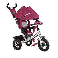 Велосипед детский трехколесный Crosser One T1 AIR, фиолетовый
