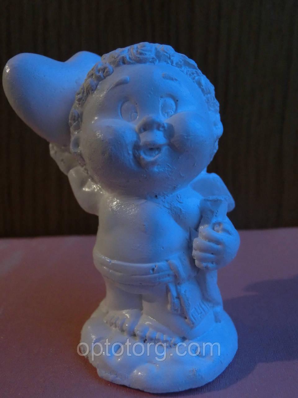 Статуэтка сувенир Ангелочек размер 6,5*5