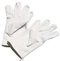 Перчатки для ухода за кожей рук, белые