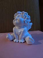 Сувенир статуэтка Ангелочек размер 5*6