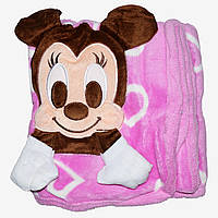"Мягкий детский плед ""Mickey"" (PD0220)"