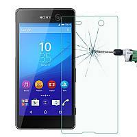 Защитное стекло Glass для Sony Xperia M5 E5633