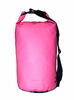 Сумка водонепроницаемая Extreme Bag розовая 15L, фото 1