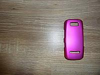 Чехол накладка для телефона Nokia 305 306 Moshi розовый