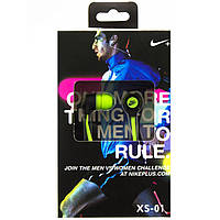 Наушники Nike XS-01 green