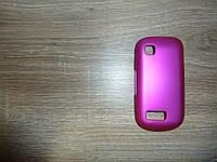 Чехол накладка для телефона Nokia 200 Moshi розовый