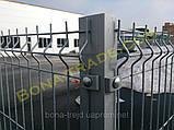 Оцинковані парканні секції, фото 2