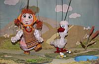 Кукольное представление для детей