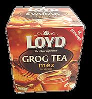 Чай травяной в пакетиках Loyd Grog Tea с медом 30г