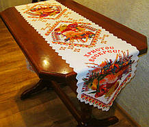 Дорожка на стол пасхальная