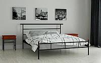 Кровать двухспальная металлическая Диаз