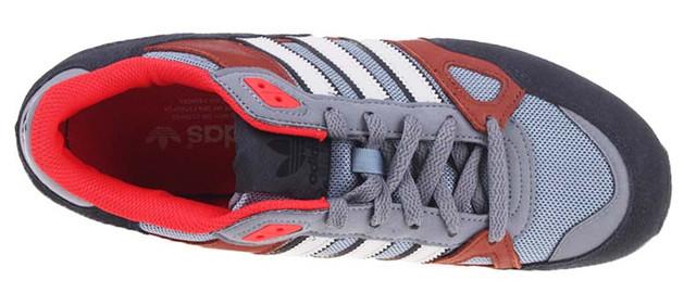 На фото мужские кроссовки Adidas ZX 750 перед покупкой