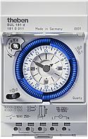 Реле часу SYN 161 d установка часу сегментами, монтаж DIN-рейка